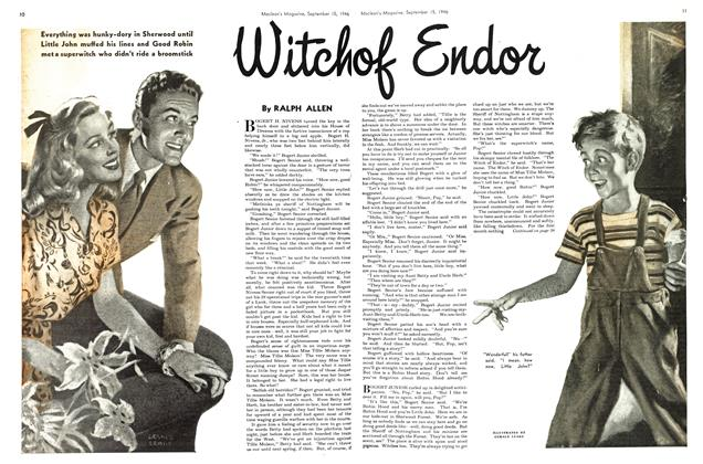 Article Preview: Which of Endor, September 1946 | Maclean's
