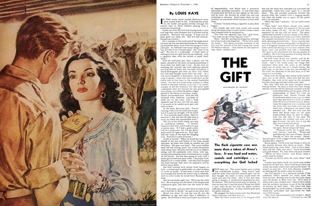 Article Preview: THE GIFT, November 1946 | Maclean's