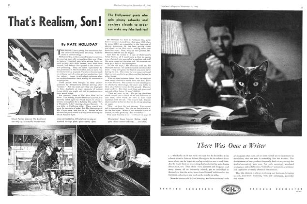 Article Preview: That's Realism, Son!, November 1946 | Maclean's