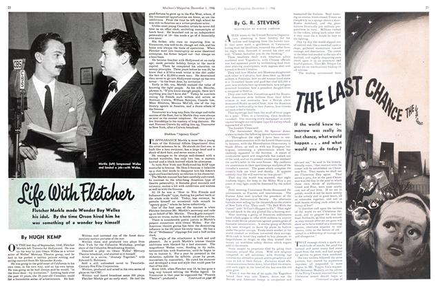 Article Preview: THE LAST CHANCE, December 1946 | Maclean's