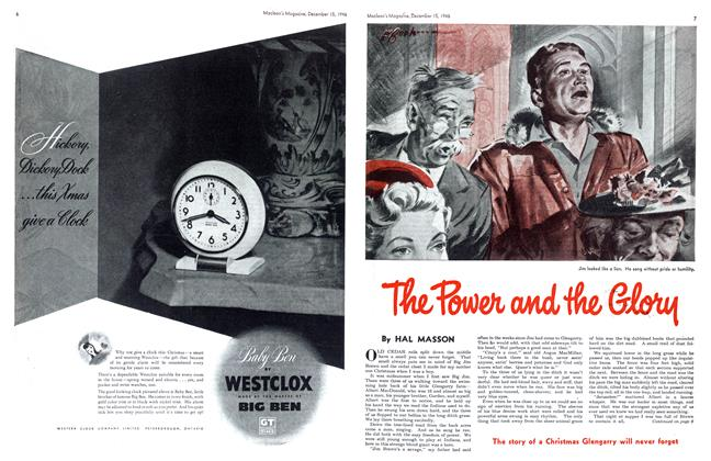Article Preview: The Power and the Glouy, December 1946 | Maclean's