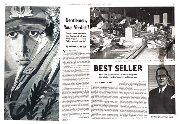 Article Preview: BEST SELLER, January 1947 | Maclean's
