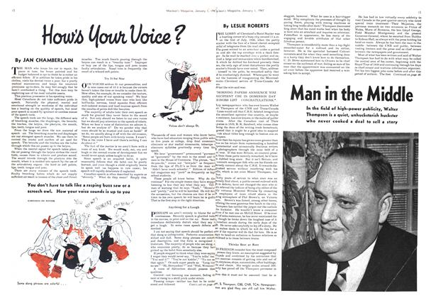 Article Preview: Man in the Middle, January 1947 | Maclean's