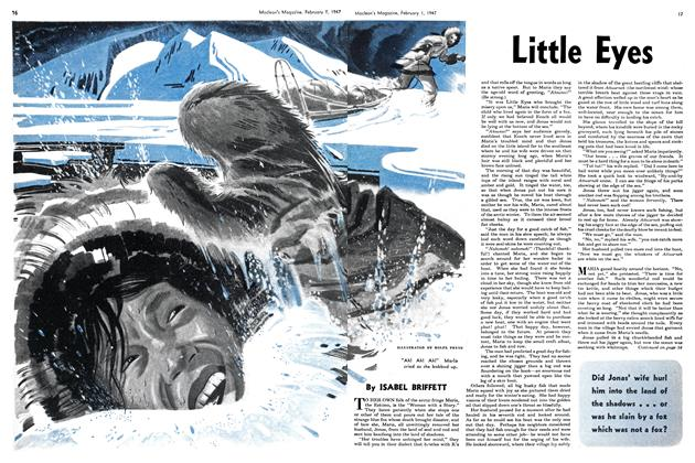 Article Preview: Little Eyes, February 1947 | Maclean's