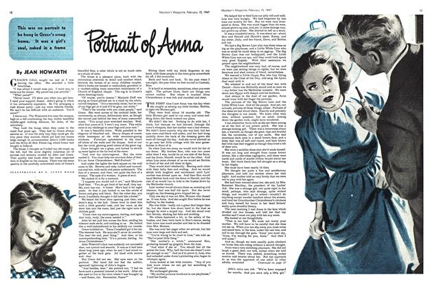 Article Preview: Portrait of Anna, February 1947 | Maclean's