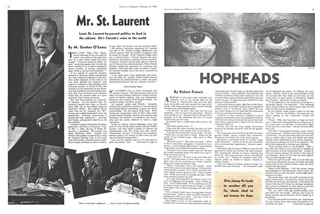 Article Preview: HOPHEADS, February 1947 | Maclean's