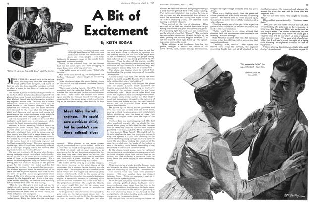 Article Preview: A Bit of Excitement, April 1947 | Maclean's