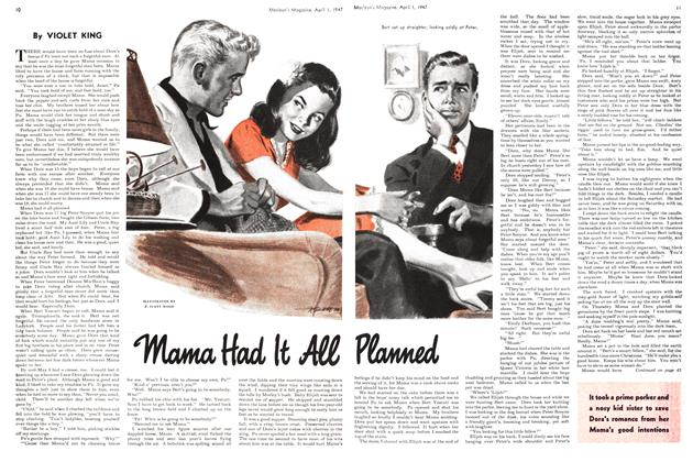 Article Preview: Mama Had It All Planned, April 1947 | Maclean's