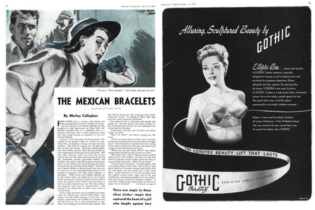 Article Preview: THE MEXICAN BRACELETS, April 1947 | Maclean's