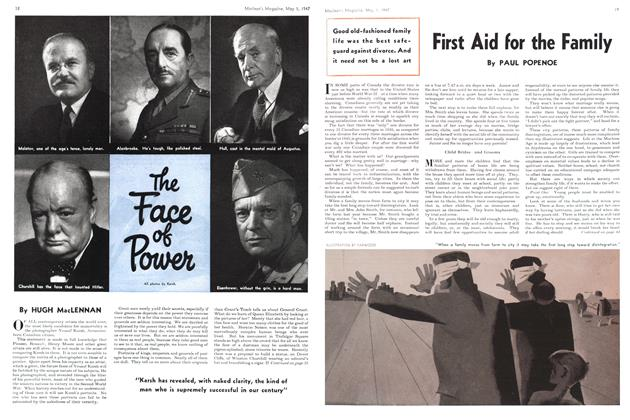 Article Preview: The Face of Power, May 1947 | Maclean's