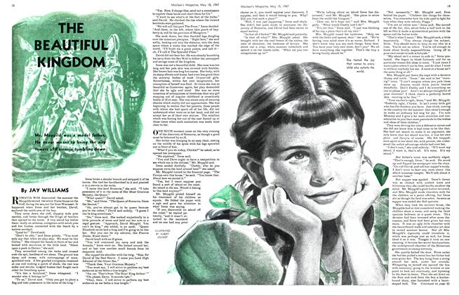 Article Preview: THE BEAUTIFUL KINGDOM, May 1947 | Maclean's