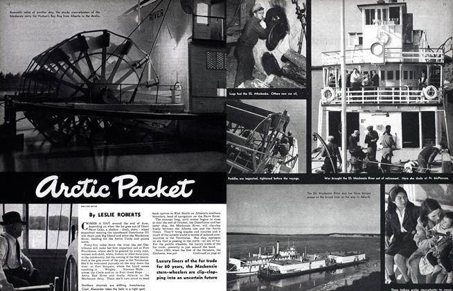 Article Preview: arctic Packet, May 1947 | Maclean's