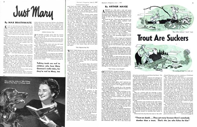 Article Preview: Just Mary, June 1947 | Maclean's
