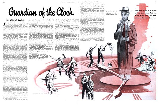 Article Preview: GUARDIAN OF THE CLOCK, June 1947 | Maclean's