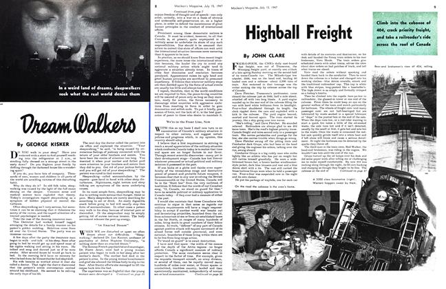 Article Preview: Highball Freight, July 1947 | Maclean's