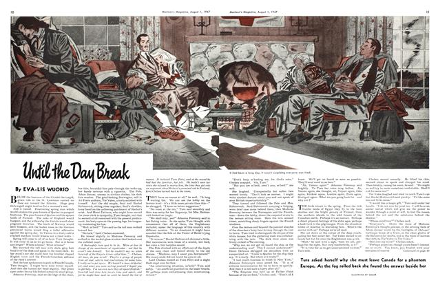 Article Preview: Until the Day Break, August 1947 | Maclean's