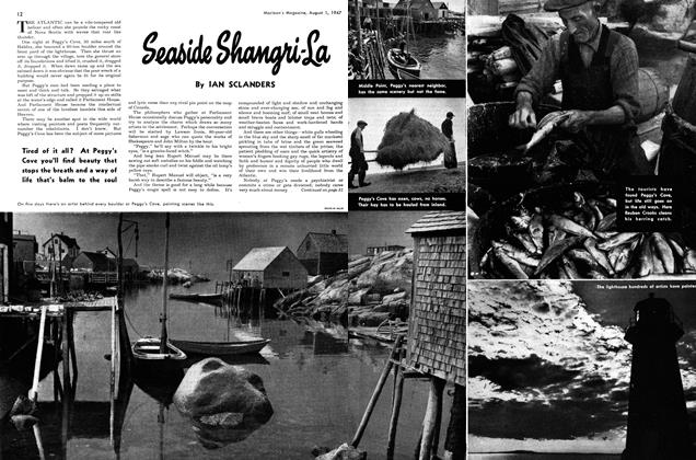 Article Preview: Seaside Shangri-La, August 1947 | Maclean's
