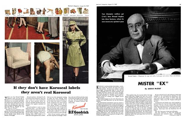 "Article Preview: MISTER ""EX"", August 1947 