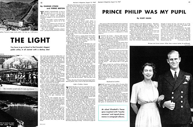 Article Preview: THE LIGHT, August 1947 | Maclean's
