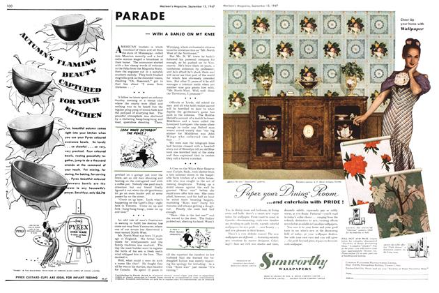 Article Preview: PARADE, September 1947 | Maclean's
