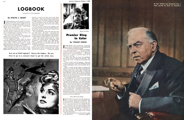 Article Preview: Premier King In Color, October 1947 | Maclean's