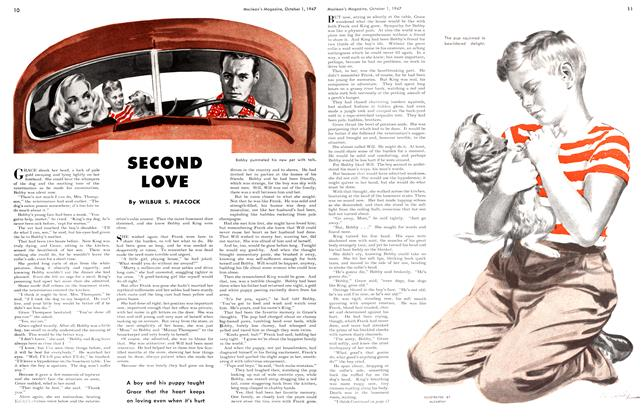 Article Preview: SECOND LOVE, October 1947 | Maclean's