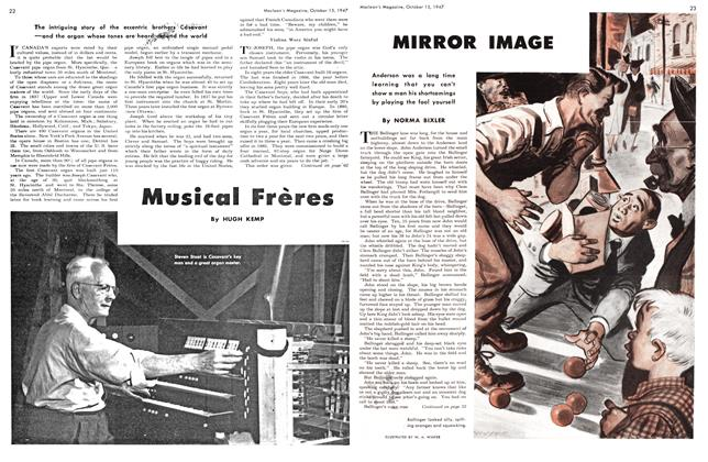 Article Preview: MIRROR IMAGE, October 1947 | Maclean's