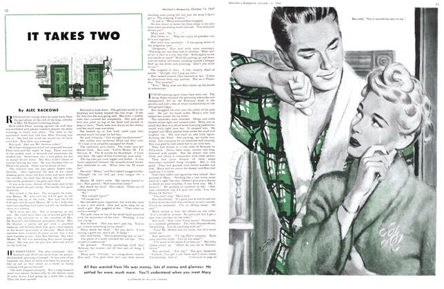Article Preview: IT TAKES TWO, October 1947 | Maclean's