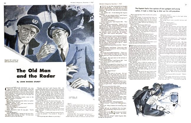 Article Preview: The Old Man and the Radar, December 1947 | Maclean's