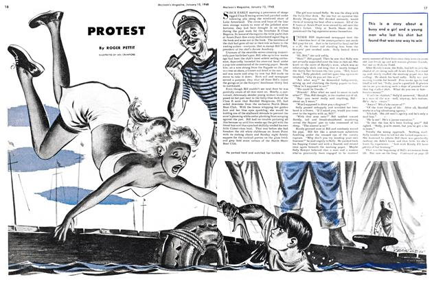 Article Preview: PROTEST, January 1948 | Maclean's