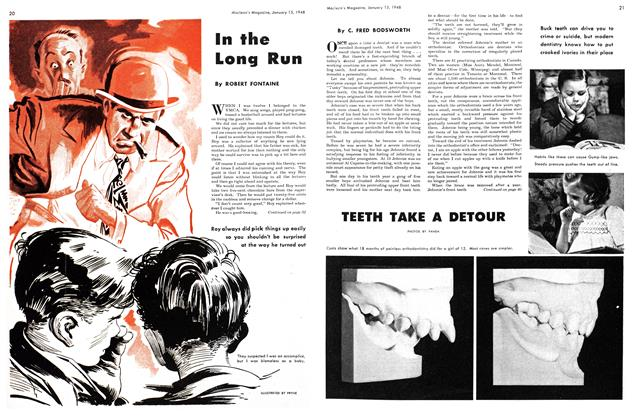Article Preview: In the Long Run, January 1948 | Maclean's