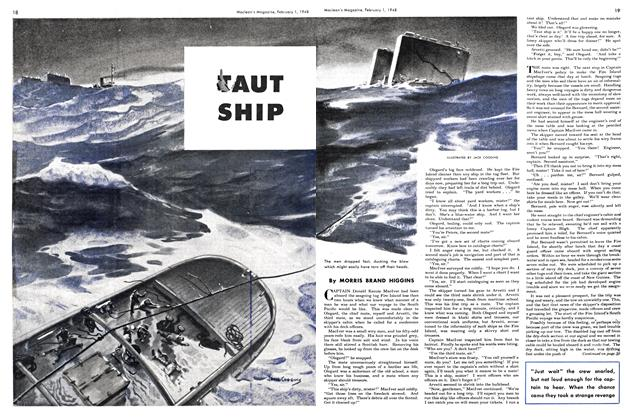 Article Preview: TAUT SHIP, February 1948 | Maclean's