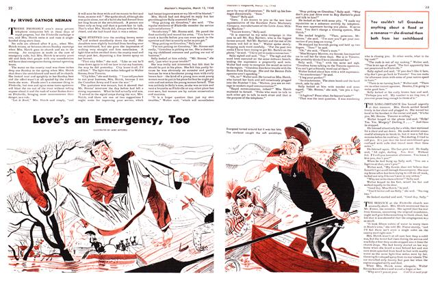 Article Preview: Love's an Emergency, Too, March 1948 | Maclean's