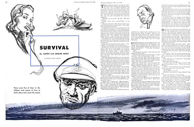 Article Preview: SURVIVAL, April 1948 | Maclean's