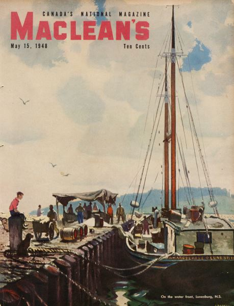 Issue: - May 1948 | Maclean's
