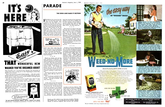 Article Preview: PARADE, June 1948 | Maclean's