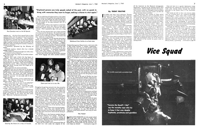 Article Preview: Vice Squad, June 1948 | Maclean's