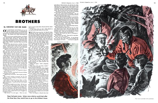 Article Preview: BROTHERS, June 1948 | Maclean's