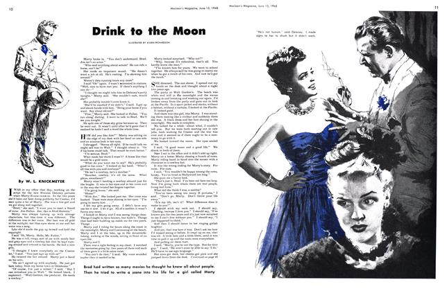 Article Preview: Drink to the Moon, June 1948 | Maclean's