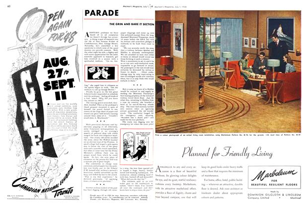 Article Preview: PARADE, July 1948 | Maclean's