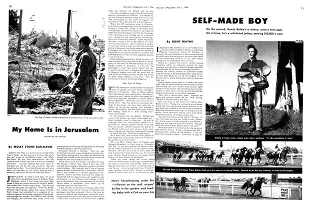 Article Preview: SELF-MADE BOY, July 1948 | Maclean's