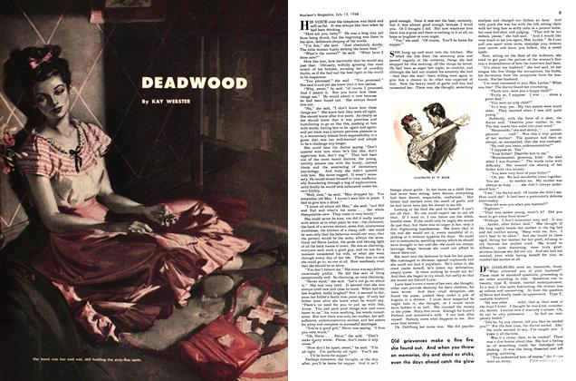 Article Preview: DEADWOOD, July 1948 | Maclean's