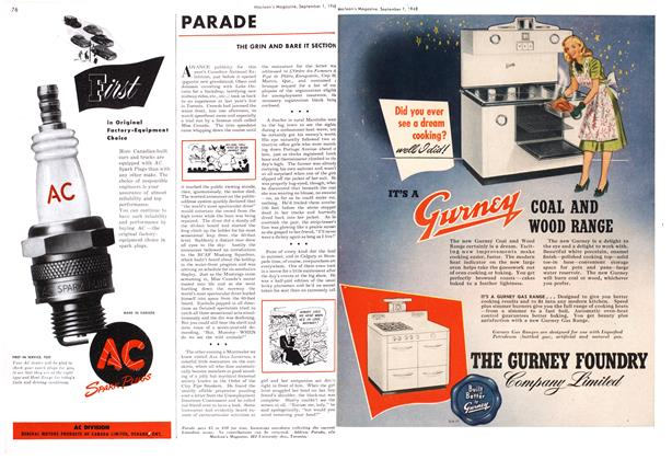 Article Preview: PARADE, September 1948 | Maclean's
