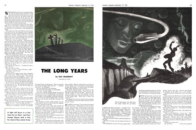 Article Preview: THE LONG YEARS, September 1948 | Maclean's
