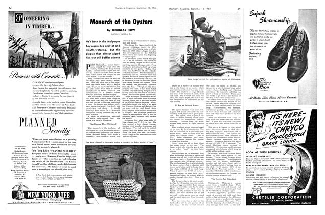 Article Preview: Monarch of the Oysters, September 1948 | Maclean's