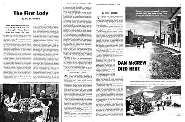 Article Preview: DAN Mcgrew DIED HERE, September 1948 | Maclean's