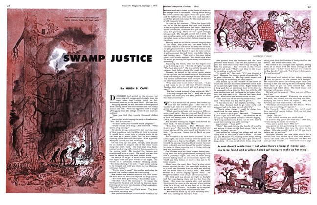 Article Preview: SWAMP JUSTICE, October 1948 | Maclean's