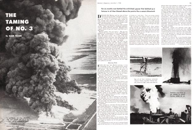 Article Preview: THE TAMING OF NO. 3, November 1948 | Maclean's