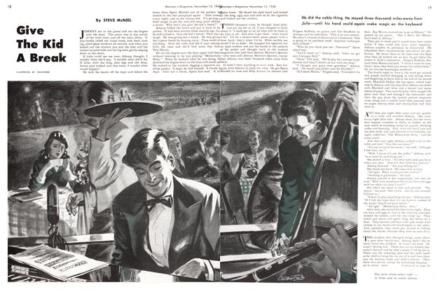 Article Preview: Give The Kid A Break, November 1948 | Maclean's