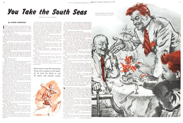 Article Preview: You Take the South Seas, November 1948 | Maclean's